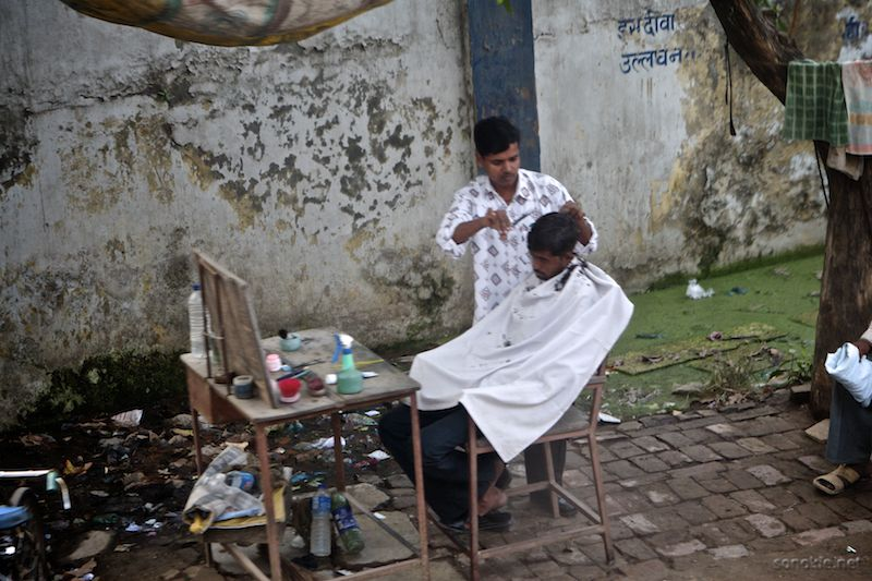 indian barber shop