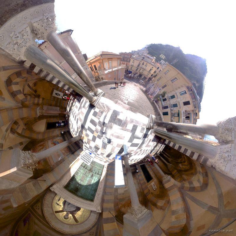 amalfi cathedral steps