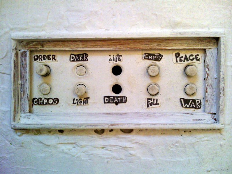 the switches