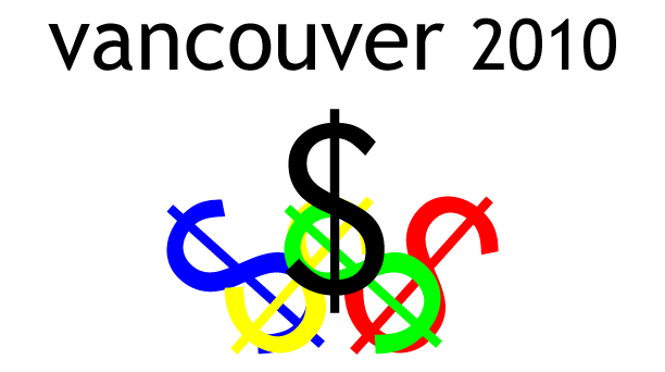 New Vancouver 2010 Olympic Logo